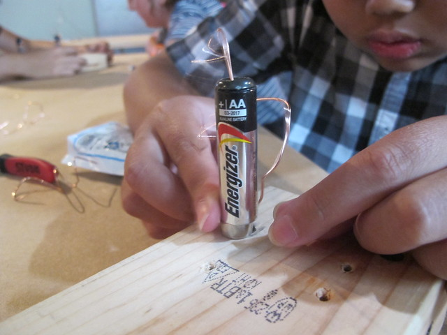 Summer Camp - Homopolar Motors