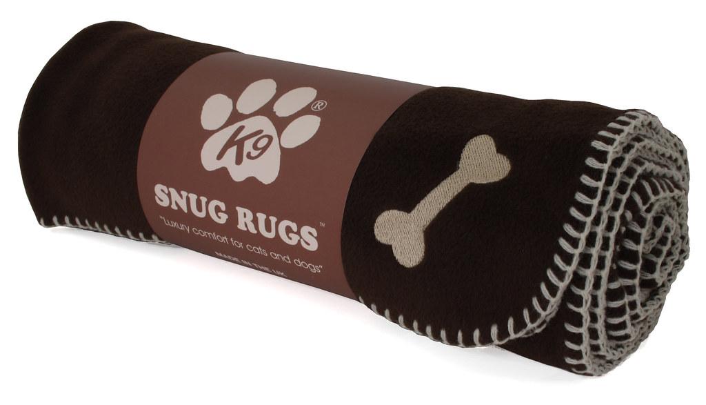 Espresso Bone Snug Rug