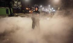 Tottenham riots by Gorkems