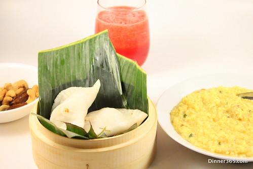 Day 219 - Chicken Dumpling and Chicken Kanji