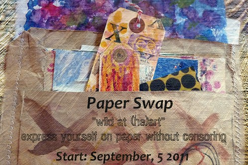Paper Swap September 2011