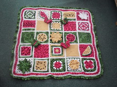 wiLDaBoUtCoLoR Thank you for these Squares! I had so...much fun putting them together! I do hope you like it!