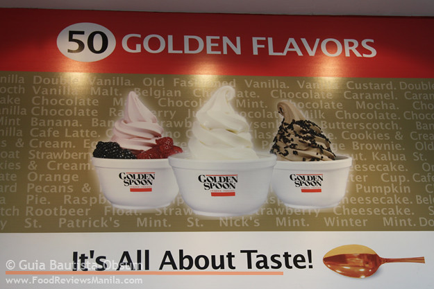 Golden Spoon banner
