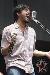 Young the Giant - LollaPalooza -  Day 1 - Grant Park - Chicago, IL - Aug 5th 2011