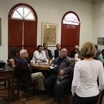 reunião do Geopark com secretariado de Ouro Preto
