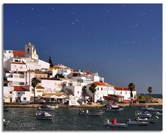 The Church on The Hill (Magic_moments.) Tags: portugal church fishing village algarve ferragudo greatphotographers nikond90