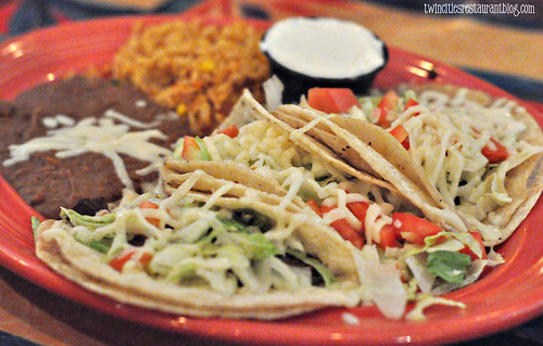 Tacos at Casa Margarita ~ La Grange, IL