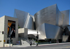 Walt Disney Music Center (rocor) Tags: frankogehry grandavenue laphil waltdisneymusiccenter gustavodudamel