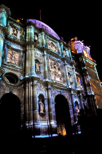 Espectáculo Multimedia Catedral Oaxaca (16)
