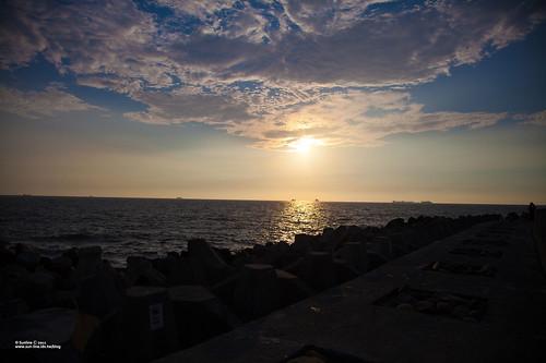 西子灣看夕陽-22