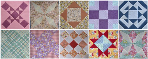 Farmer's Wife Quilt Along - Week 8