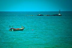 Pantai Batu Rakit Kuala Terengganu.