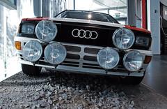 (Maddes91) Tags: auto car audi quattro ingolstadt sportwagen audiforum