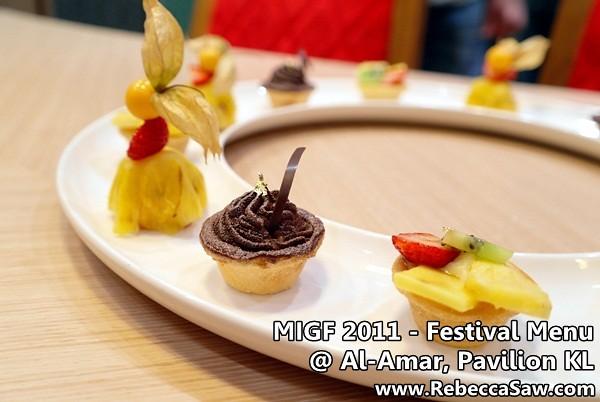 migf 2011 - Al-Amar Lebanese Restaurant-1
