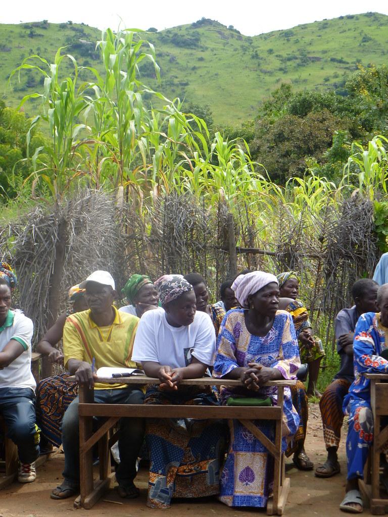 Atelier sur la gestion de la fertilité Togo