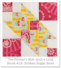 Farmer's Wife Quilt-a-Long - Block 12