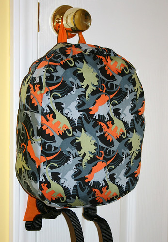 dino backpack 2