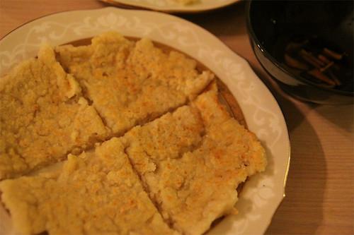Chijimi(Korean-style pancake)