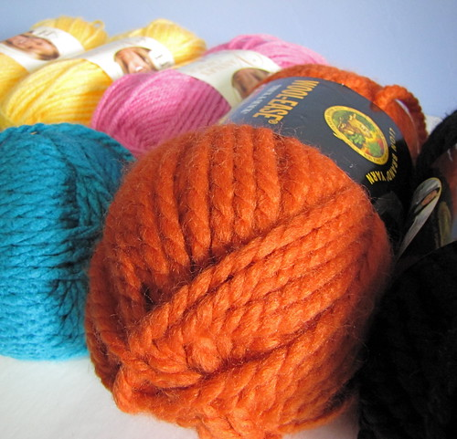 Costume yarn