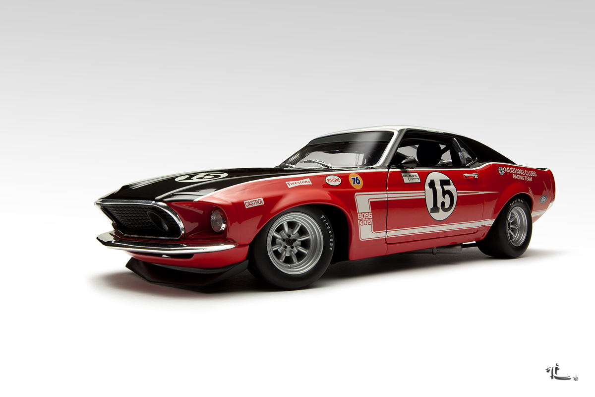 Ford Mustang Boss Trans-Am race car 1969 - DX Motorsports ...