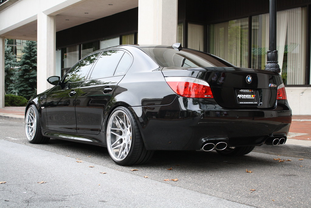 M5 X Treme Concave Wheels From Rennen Forged Bmw M5