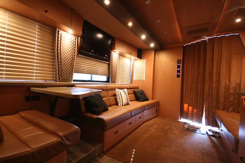 Broadway LTD - Front Lounge - facing forward