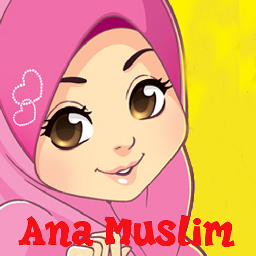ana muslim islamic cartoon