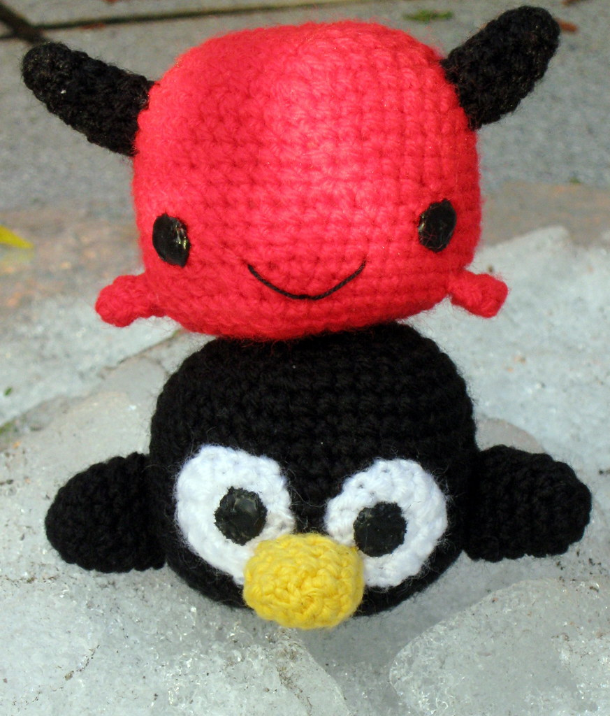 The Worlds Best Photos Of Crochet And Devil Flickr Hive Mind