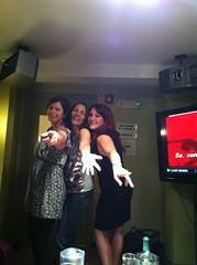 Brenda, Cristina and I