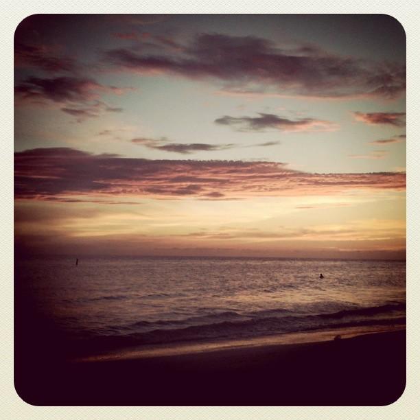 Sunset on Anna Maria Island 1