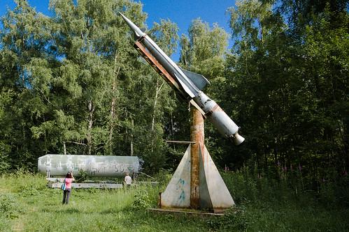 Ракеты в переславле