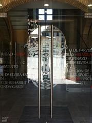 Casa del Reloj - Nueva entrada (Carlos Miranda (Carmir)) Tags: casa arquitectura lugares rincones urbana navarra tudela entorno