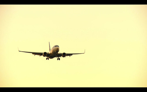 Plane On Approach