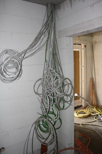 Kabel aus dem OG in HAR