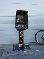 (4GSMAG_DOTCOM) Tags: 2 radio graffiti san gallery jose felt gift elements masters southbay gab senta proe wssj yacr