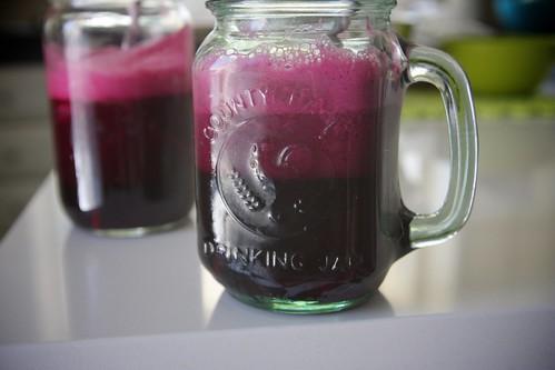 beet parsley apple juice