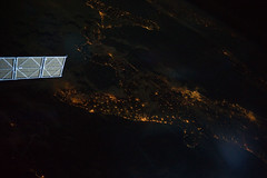 Southern Italy at Night (NASA, International Space Station, 06/11/11) (NASA's Marshall Space Flight Center) Tags: italy nasa naples sicily palermo bari catania ioniansea tyrrheniansea adriaticsea taranto brindis internationalspacestation italianpeninsula stationscience crewearthobservation stationresearch