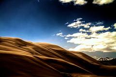 [Free Image] Nature / Landscape, Desert, United States of America, Colorado, 201107131900