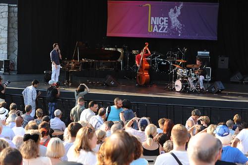Jérôme Vinson Trio In Nice Jazz Festival 2011 By McYavell - 110711 (19)