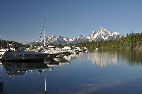 07/11/11 Colter Bay Grand Teton by roswellsgirl