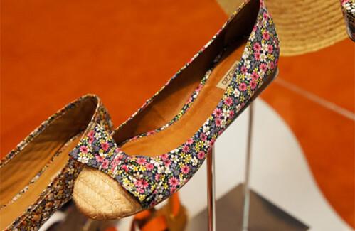 arezzo calçados 2012