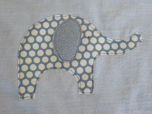 elephant applique 2