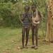 Meninos de tribos do Vale Omo