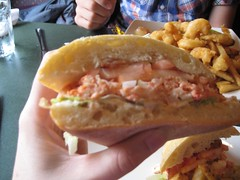 BLT au homard