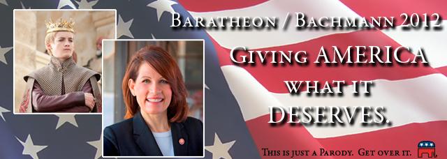 Baratheon / Bachmann 2012