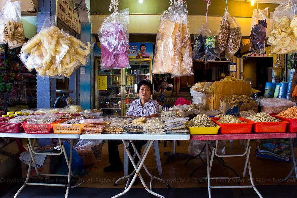 Market @ Pulau Ketam, Malaysia