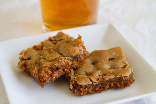Butterbeer Blondies - 6