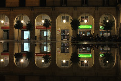 Arcos (Fotomondeo) Tags: espaa valencia night reflections noche spain nikon alicante reflejos d3000 gettyiberiasummer