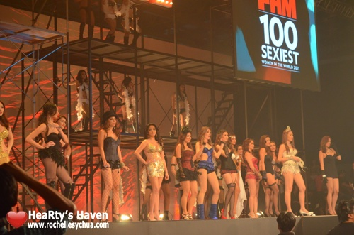 FHM 100 Sexiest