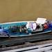 Barcos dos caboclos, vendendo peixe